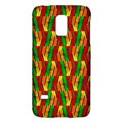 Colorful Wooden Background Pattern Galaxy S5 Mini