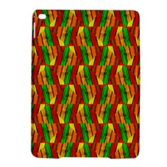 Colorful Wooden Background Pattern Ipad Air 2 Hardshell Cases