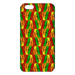 Colorful Wooden Background Pattern Iphone 6 Plus/6s Plus Tpu Case