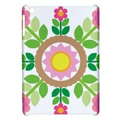 Flower Floral Sunflower Sakura Star Leaf Apple iPad Mini Hardshell Case