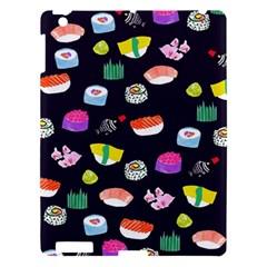 Japanese Food Sushi Fish Apple iPad 3/4 Hardshell Case