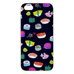 Japanese Food Sushi Fish Apple iPhone 5 Premium Hardshell Case