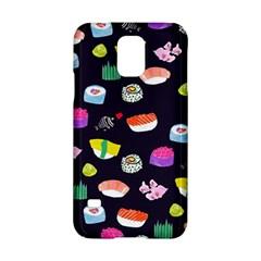 Japanese Food Sushi Fish Samsung Galaxy S5 Hardshell Case