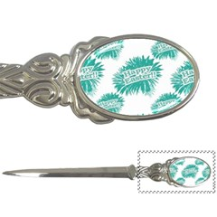 Happy Easter Theme Graphic Letter Openers
