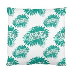 Happy Easter Theme Graphic Standard Cushion Case (One Side)