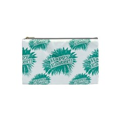 Happy Easter Theme Graphic Cosmetic Bag (Small)