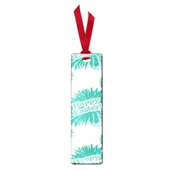 Happy Easter Theme Graphic Small Book Marks