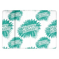 Happy Easter Theme Graphic Samsung Galaxy Tab 10.1  P7500 Flip Case