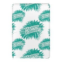 Happy Easter Theme Graphic Samsung Galaxy Tab Pro 12.2 Hardshell Case
