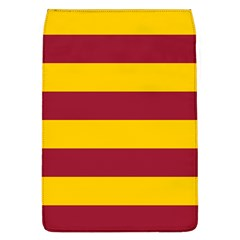 Oswald s Stripes Red Yellow Flap Covers (L)
