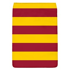Oswald s Stripes Red Yellow Flap Covers (S)