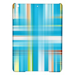 Lines Blue Stripes iPad Air Hardshell Cases
