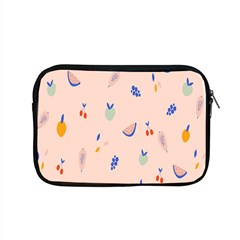 Papaya Apple Cherry Wine Fruit Pink Purple Apple Macbook Pro 15  Zipper Case