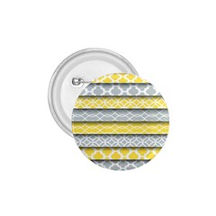 Paper Yellow Grey Digital 1.75  Buttons