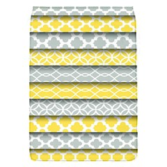 Paper Yellow Grey Digital Flap Covers (S)