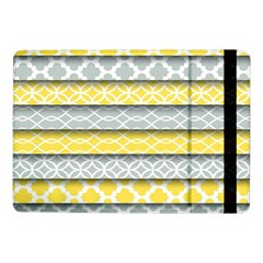 Paper Yellow Grey Digital Samsung Galaxy Tab Pro 10 1  Flip Case