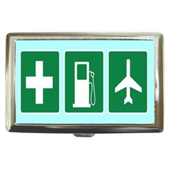 Traffic Signs Hospitals, Airplanes, Petrol Stations Cigarette Money Cases