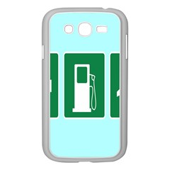 Traffic Signs Hospitals, Airplanes, Petrol Stations Samsung Galaxy Grand DUOS I9082 Case (White)