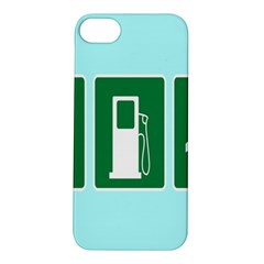 Traffic Signs Hospitals, Airplanes, Petrol Stations Apple Iphone 5s/ Se Hardshell Case