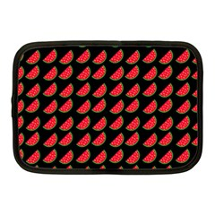Watermelon Slice Red Black Fruite Netbook Case (Medium)