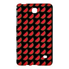 Watermelon Slice Red Black Fruite Samsung Galaxy Tab 4 (8 ) Hardshell Case