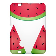Watermelon Slice Red Green Fruite Kindle Fire HD 8.9