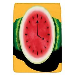 Watermelon Slice Red Orange Green Black Fruite Time Flap Covers (L)