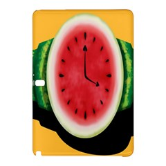 Watermelon Slice Red Orange Green Black Fruite Time Samsung Galaxy Tab Pro 12.2 Hardshell Case