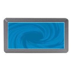 Whirlpool Hole Wave Blue Waves Sea Memory Card Reader (Mini)