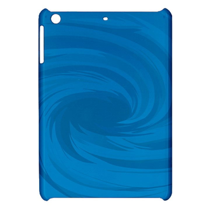 Whirlpool Hole Wave Blue Waves Sea Apple iPad Mini Hardshell Case