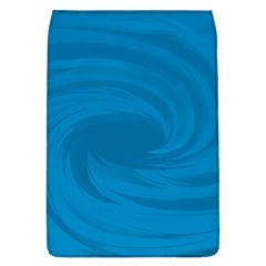 Whirlpool Hole Wave Blue Waves Sea Flap Covers (L)