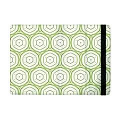 Wood Star Green Circle iPad Mini 2 Flip Cases