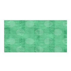 Polka Dot Scrapbook Paper Digital Green Satin Wrap