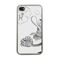 Bwemprendedor Apple iPhone 4 Case (Clear)