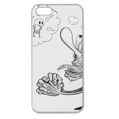 Bwemprendedor Apple Seamless iPhone 5 Case (Clear)
