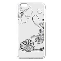 Bwemprendedor Apple iPhone 6 Plus/6S Plus Enamel White Case