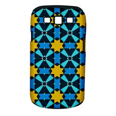 Stars pattern      			Samsung Galaxy S III Classic Hardshell Case (PC+Silicone)