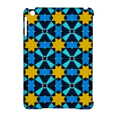 Stars pattern      Apple iPad Mini Hardshell Case (Compatible with Smart Cover)