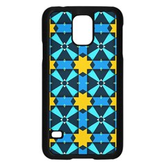 Stars pattern      			Samsung Galaxy S5 Case (Black)