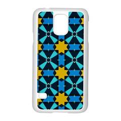 Stars pattern      Samsung Galaxy S5 Case (White)