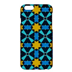 Stars pattern      			Apple iPhone 6 Plus/6S Plus Hardshell Case