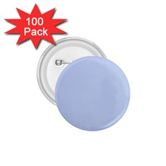 Solid Alice Blue In An English Country Garden Wedding 1 75  Buttons (100 Pack)