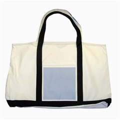 Solid Alice Blue in an English Country Garden Wedding Two Tone Tote Bag