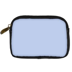 Solid Alice Blue In An English Country Garden Wedding Digital Camera Cases