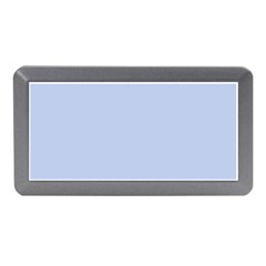 Solid Alice Blue in an English Country Garden Wedding Memory Card Reader (Mini)