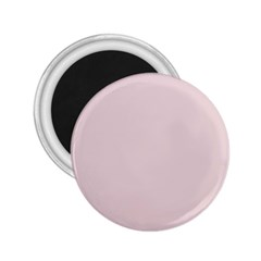 Solid Alice Pink in an English Country Garden 2.25  Magnets