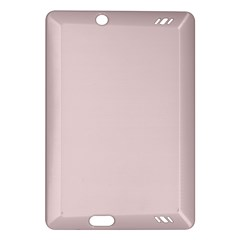 Solid Alice Pink in an English Country Garden Amazon Kindle Fire HD (2013) Hardshell Case