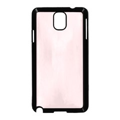 Solid Alice Pink in an English Country Garden Samsung Galaxy Note 3 Neo Hardshell Case (Black)
