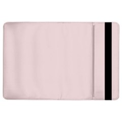Solid Alice Pink in an English Country Garden iPad Air 2 Flip