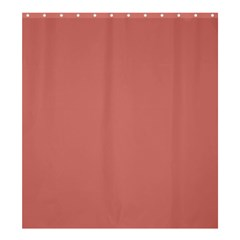 Camellia Pink in an English Country Garden Shower Curtain 66  x 72  (Large)